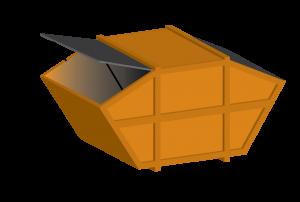 Skip Hire - Builders Skip - 6 cubic yard