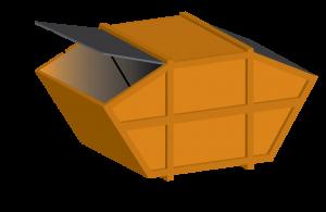 Skip Hire - Builders Skip - 8 cubic yard