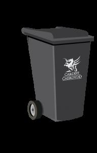 General Waste 240L Bin